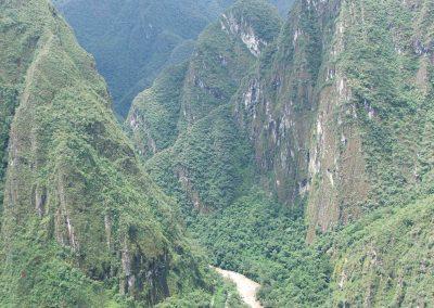 Machu Picchu River