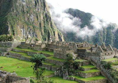 Machu Picchu Square